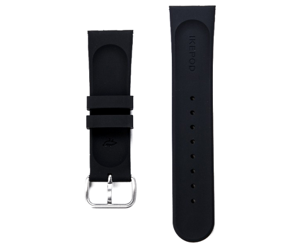 BLACK STRAP WITH BUCKLE