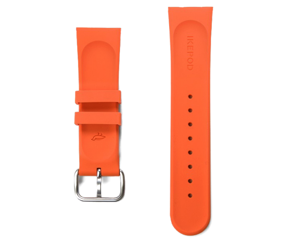ORANGE STRAP WITH BUCKLE