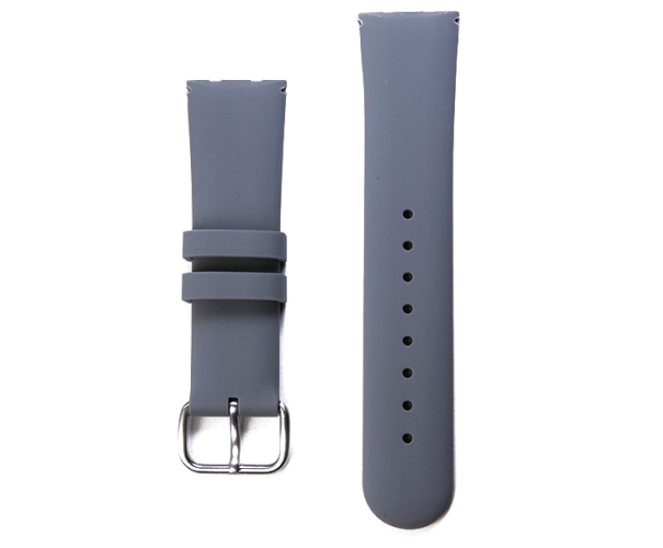 GREY STRAP WITH BUCKLE