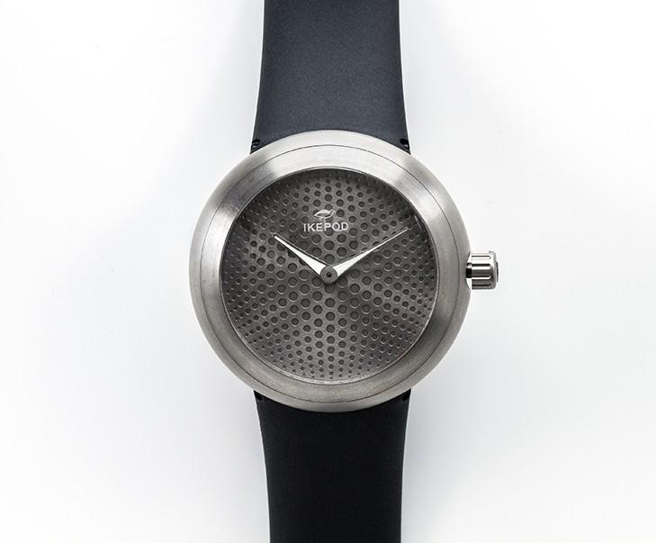 Horizon NOS grey dial