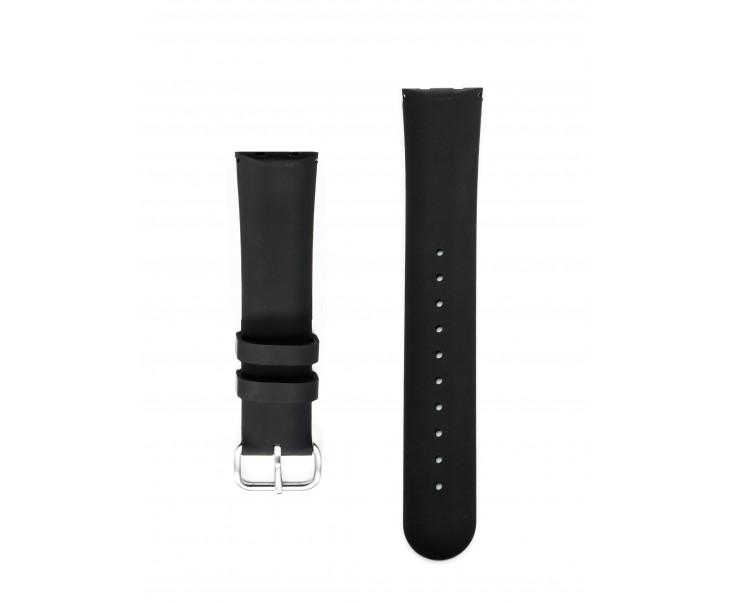 XL BLACK STRAP WITH BUCKLE  (XL / men)