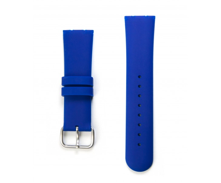 BLUE STRAP WITH BUCKLE