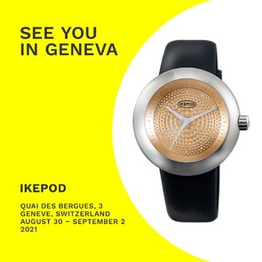 Soon during Geneva Watches Days. We will be back again with the oldest Swiss watch fair. Still alive for brand like us.  Don't mention the sausages! And visit us to discover our 2022 Novelty. Register on Baselworld website or ask us the link. . . #ikepod  #ikepodwatches  #baselworldisback  #geneva  #diver  #lifestyle  #designinspiration  #watches  #watchaddict   We need fairs to meet all the ecosystem. An inclusive fair.... Thanks to all Baselworld team to be back.